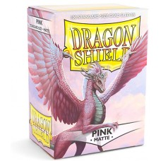 Dragon Shield Matte - Rosa